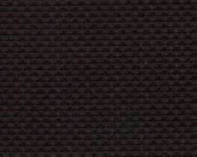 14ct DMC AIDA FABRIC~BLACK 1 METRE X 110CM
