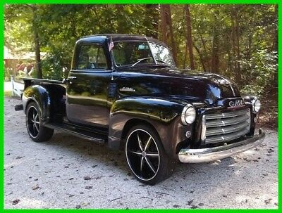 1951 GMC Pickup Pickup Truck 1951 GMC Pickup Truck,Straight 6 235 Gas Engine,4-Spd Manual,1000 OH Miles