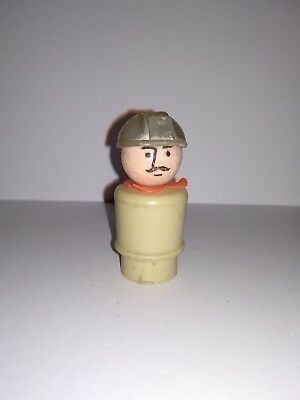rare Vintage fisher price little people Play Family personnage figure Plastique