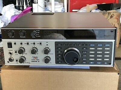 Ten Tec Omni V Model 562 HF Transceiver
