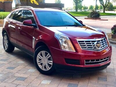 2016 Cadillac SRX Luxury Loaded PnoRoof/ Navigation CLEAN TITLE!! 2016 Cadillac SRX Luxury Loaded PnoRoof/ Navigation CLEAN TITLE!!