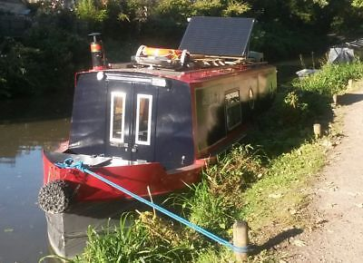 Fully equipped compact liveaboard 32 ft narrow boat