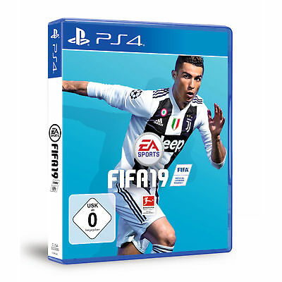 FIFA 19 - Standard Edition - [PlayStation 4] – Deutsch NEU OVP