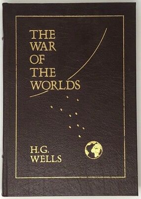 Easton Press The War of the Worlds by H.G. Wells   Sci Fi