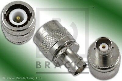 BNC Female to C Male Ludlum UG-636A/U adapter Collins R-390A BRACKE  BM50711