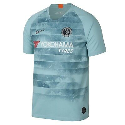 Chelsea Third Shirt 2018/19, Hazard No 10 Shirt Available Size S-XL