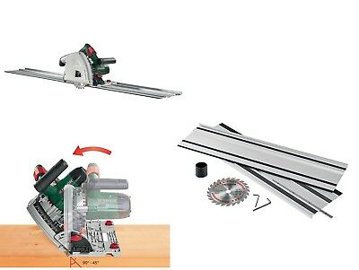 PARKSIDE Plunge Saw with Guide Rail  1200W