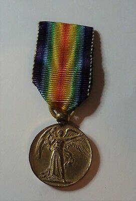 Great War For Civilisation -- 1914-1919 -- Wwi Victory Medal