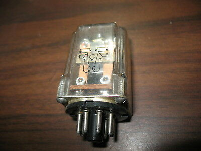 Potter & Brumfield KCP11 Relay (2500 OHMS, 8 Pin Round)