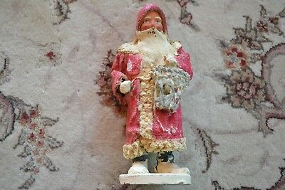 Vintage/Antique German Paper Mache Santa