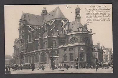 CPA - Carte postale ancienne - Paris - Eglise St Eustache - TB