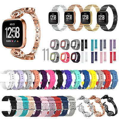 Replacement Sports Wristband Watch Band Strap Belt for Fitbit Versa Smart Watch