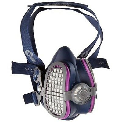Half Mask Respirator Size S/M,  under most welding helmets By Miller Electric a