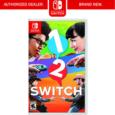 Nintendo 1-2 Switch - HACPAACCA