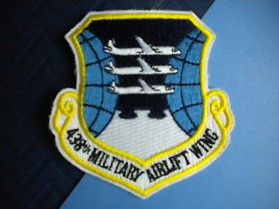 438th Military Airlift Wing USAF Patch