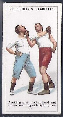 Churchman-Boxing-#20- Quality Card!!!