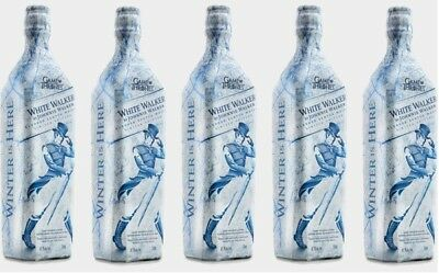 WHITE WALKER by JOHNNIE WALKER-Game of Thrones (Limited Edition)