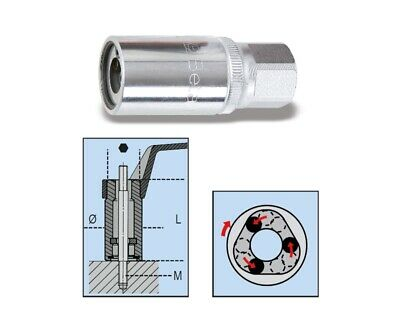 """Beta Tools 1433 Roller Stud Extractor 1/2"""" Sq Dr M7 