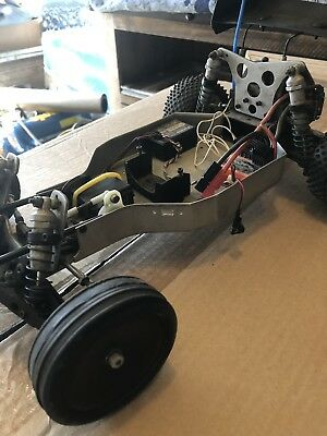 "Vintage Team Associated RC10  "" A "" Champion Edition Team Car"