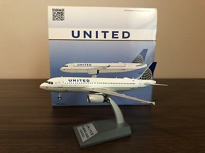 Inflight 200 1/200 United Airlines A320-200 NEW Removable Gear Gemini