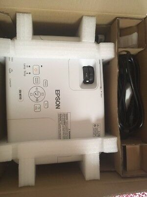 Epson Corporate Portable Multimedia Projector EB-W110