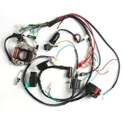 Sunl Wiring Harness | Electronic Schematics collections on cdi installation diagram, cdi ignition diagram, suzuki cdi diagram, scooter cdi diagram, kill switch diagram, 5 pin cdi wire diagram, five wire cdi diagram, cdi tester diagram,