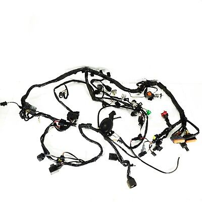 07 08 Kawasaki Ninja Zx6r Main Engine Wiring Harness Loom