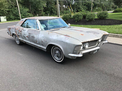 1964 Buick Riviera  1964 Buick Riviera very nice color combination rebuilt engine and transmission