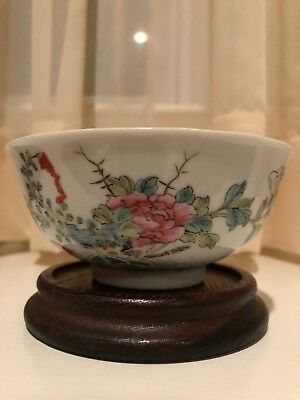 Antique Chinese Guangxu porcelain bowl.  Mark and period.
