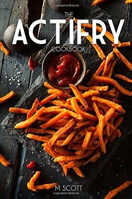 The Actifry Cookbook Recipe Cooking Food Book