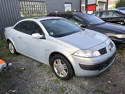 Renault Megane cabrio (3Tage Auktion Abholung in Butzbach