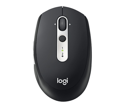Logitech M585 Bluetooth/wireless Mouse,multi-Device - Graphite
