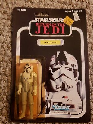Kenner star wars return of the jedi AT AT driver