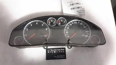 Speedometer Cluster KPH Fits 02-04 AUDI A6 81023