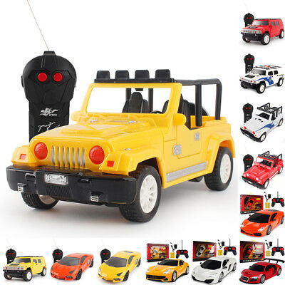 1:20 RC Electric Remote Control Car Vehicle Off Road Racing Truck Buggy Toy Gift