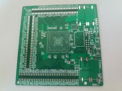 2-layer Custom PCB Manufacturing,ROHS, No extra Color Fee-Free shipping