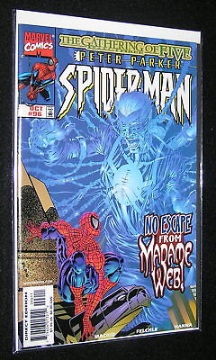 Spider-Man Vol. 1 #96 NM - US-Ausgabe von Marvel NM – Gathering of Five Part 3