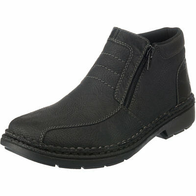 Chaussures Cuir Homme BOTTES RIEKER Schnürboot TEX Hiver EHI2D9