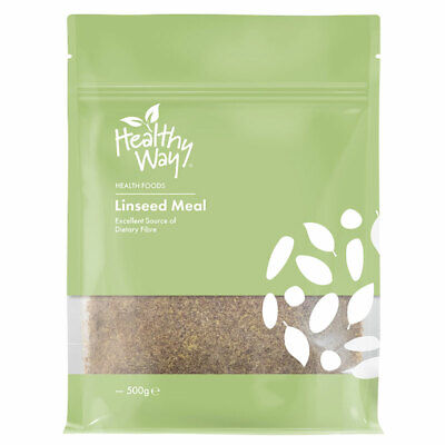 Healthy Way Linseed Meal 500g