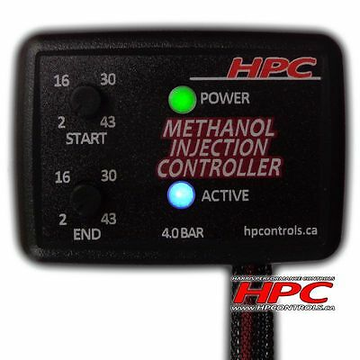 HPC Methanol / Water Injection Controller for 4.0 Bar MAP (101040)