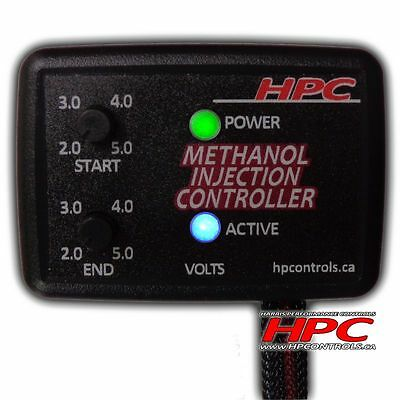 HPC Methanol / Water Injection Controller for 2-5 Volt Universal Input (101005)