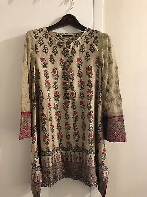 Indian Limelight Women Shirt Small size