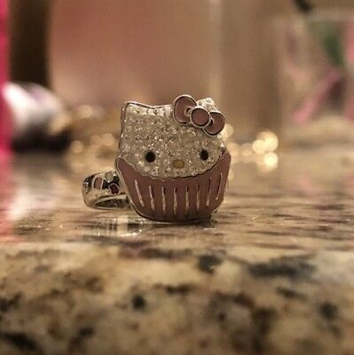 Swarovski Hello Kitty Ring