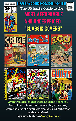 INVESTING IN COMIC BOOKS - Top Most Valuable CLASSIC COVER Key comic books 40s