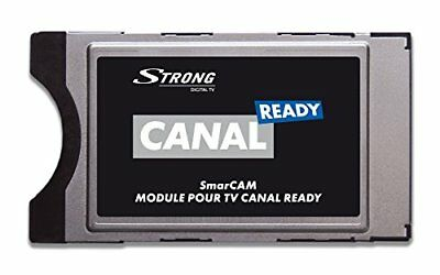 Strong module PCMCIA CI TNT Smart TV Canal Ready pour carte d'abonnement CANAL+