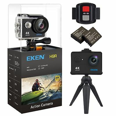 action camera eken h9r videocamera sport  originale