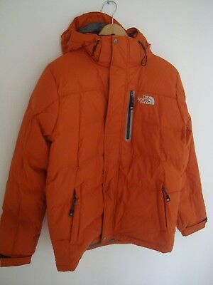 """Lovely Mens THE NORTH FACE Summit Series Quilted Jacket Size S / 40"""""""
