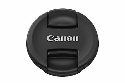 Canon E-58II Lens Cap for 58mm Thread - 5673B001AA  (Cameras > Camera Accessorie