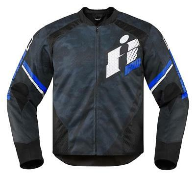 Icon Jacke Overlord Primary™ Jacket Blue Small