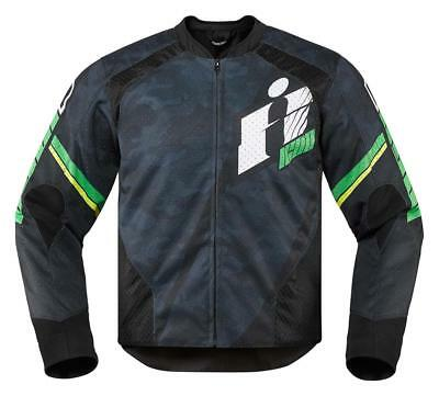 Icon Jacke Overlord Primary™ Jacket Green 2X-Large